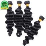 Haarstukjes Van uitstekende kwaliteit van de Lengten van het Menselijke Haar van 100% de Maagdelijke Onverwerkte Volledige