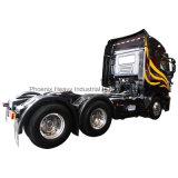 Two Sleeper를 가진 Hongyan High Roof S100 480HP 6X4 Iveco Trator Truck