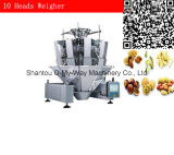 Premade Bag Multi-Head Weigher Packaging Machine per Granules