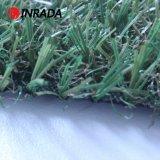 人工的な草の高密度景色の庭、30mmの余暇の景色の合成物質の泥炭