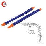 Buse ronde réglable souple en plastique flexible du tuyau de liquide de refroidissement de l'huile d'eau