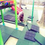Tegels van de Mat van de Vloer van de Speelplaats van de Veiligheid van kinderen de Rubber