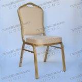 Empilhando a cadeira de alumínio Yc-Zl07 de Tiffany do casamento do banquete do hotel
