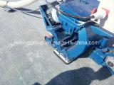Máquina del chorreo con granalla de la limpieza de la superficie horizontal de China