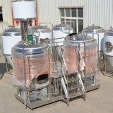 1000L equipamento de cerveja não alcoólicas