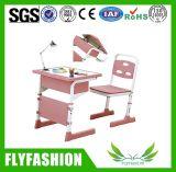 Mobiliário de sala de aula de alta qualidade estudo mesa e cadeira para crianças
