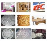Гравировка и вырезывание маршрутизатора CNC Atc деревянная рекламируя доски 1325