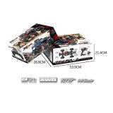 141605-1 - 12 kompletter 4WD 2.4G 4 Kanal-Hochgeschwindigkeitsüberfahrt-Auto weg vom Straßen-Rennläufer