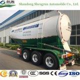 40-70 Cbm 대량 시멘트 탱크 트레일러 또는 트럭 트레일러