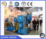 WC67Y presse presse plieuse hydraulique/CNC avec norme CE