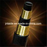 Гидравлический шланг/ оплеткой шланга с лучшим качеством и низкой цене из Китая Gold поставщика