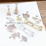 Braccialetto degli accessori dello smalto placcato oro DIY dei pendenti del Rhinestone della lega di Cfashion