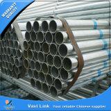 Neuer Vorrat an galvanisierten Stahlrohren für Aufbau