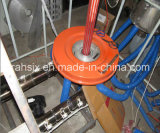 두 배 색깔 지구 LDPE 필름 부는 기계