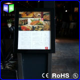 Outdoor Waterproof Stand Scroller LED Publicité Light Box