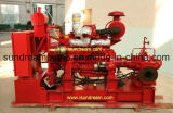 Moteur diesel de la pompe de lutte contre les incendies pour système d'incendie (D/DG/DF)