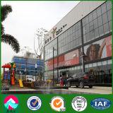 Centro commerciale Multistory della struttura d'acciaio in Angola
