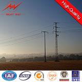 超高電圧送電線のための鋼鉄管状のポーランド人