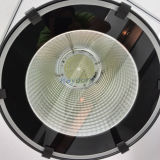 Copper Heatpipe High Bay Light LED Black Light 100W