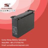 batterie 12V de télécommunication terminale avant exempte d'entretien scellée par 110ah