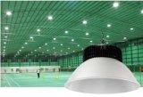 Luz de High Bay LED Industrial 100W para mineração Ware House Falso no chão de fábrica
