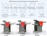 Máquina plegable de la carpeta de papel industrial auto A4 de Boway 28000sheets/Hour con 382sc contrario