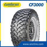 Pneu de carro 285/65r18lt do PCR do pneu de Comforser do pneu da alta qualidade