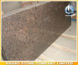 In het groot Tan Bruine Countertops van het Graniet voor Keuken en Badkamers