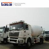 9 camion della betoniera di Cbm Shacman F3000 6X4 da vendere