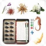OEM/ODM Pil/Lijsten/Capsules van de Verhoging van de Macht van het Uittreksel Herbal&Plant van de fabriek de de de Natuurlijke voor Mannetje