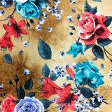 Polyester Afgedrukte die Stof, de Stof van de Bank, 330GSM, voor de Textiel van het Huis wordt gebruikt