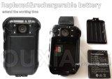 비디오 녹화기 DVR 무선 4G 바디에 의하여 착용되는 사진기 경찰 장비