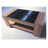 Side End Table Adjustable Lift up Coffee Table