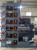 6UV+6IR (ZB-320-6C)를 가진 기계를 인쇄하는 6 색깔 Flexo