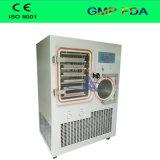 Salida de fábrica pequeña eficiente máquina de la liofilización de alimentos/ Máquina de la liofilización