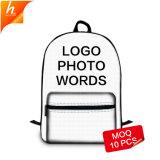 Рюкзак логотип производителя 3D-Back Pack Mochilas печати