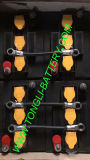 3-Dg-180 6V180ah Leitungskabel-saure tiefe Schleife-Golf-Autobatterie