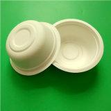 Cuvette de papier biodégradable de pulpe de bagasse de canne à sucre de 100%
