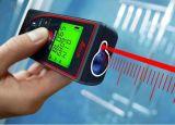 Hand van de Afstand van de Fabriek van het Volume van het Gebied van de Meting van het gebied de Elektronische Digitale Gekke Verkopende - de gehouden Afstandsmeter van de Laser