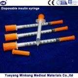 처분할 수 있는 1cc 인슐린 주사통 0.5cc 인슐린 주사통 0.3cc 인슐린 주사통 (ENK-YDS-035)