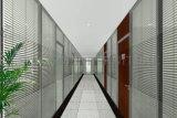 Modern Aangemaakt/Gehard glas als Muur van de Verdeling voor de Verdeler van de Zaal van het Bureau (sz-WST753)