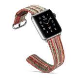 2018 cinghie variopinte del cuoio genuino 38mm Iwatch di disegno di nuovo stile per la vigilanza del Apple