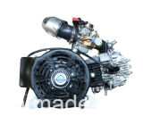 2018 de Nieuwe Model Sterke Generator van de Vergroting van de Waaier van het Elektrische voertuig van de Macht Water Gekoelde