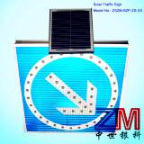 높은 광도 LED 번쩍이는 구슬을%s 가진 태양 소통량/도로 표지