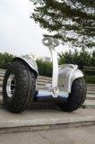 2 roues Auto électrique Scoote personnelle d'équilibrage de véhicules hors route Scooter électrique intelligent de contrôle de la jambe
