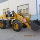 1.8 톤 AL920F Xichai 높은 configuation 및 엔진을%s 가진 작은 바퀴 로더