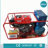 10kw Jiangdong Motor-einzelner Zylinder-Diesel-Generator