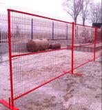 Canadá empurrador temporário no local de construção de instrumentos/proteção temporária