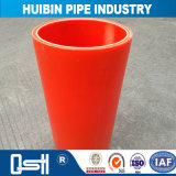 China Factury Indústria Alimentar Sistema Distribuidor de águas urbanas do tubo de PE