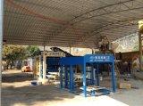 Cavité hydraulique complètement automatique pavant la machine de fabrication de brique de bloc concret